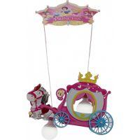 детски полилей колесница,принцеси Avonni/5241 От МЕТЕОР 3 ЕООД