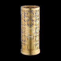 златна нощна лампа BOCAL От МЕТЕОР 3 ЕООД